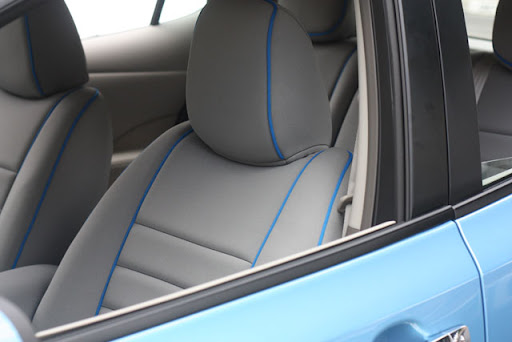 Tremendous Seat Covers Available My Nissan Leaf Forum Ibusinesslaw Wood Chair Design Ideas Ibusinesslaworg