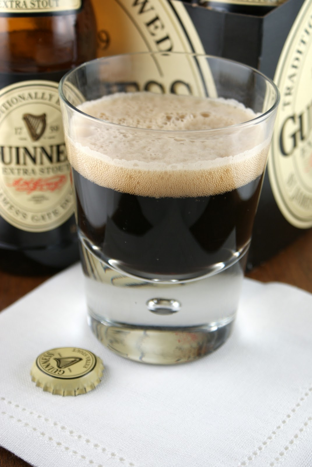 Authentic Suburban Gourmet Guinness Beer Bread