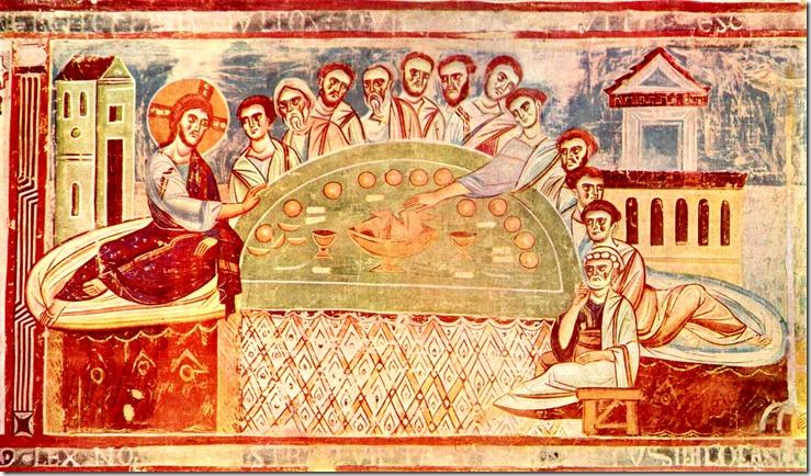 Letztes Abendmahl Italo-Byzantinischer_Meister_002