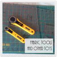 Fabric Tools and Other Toys