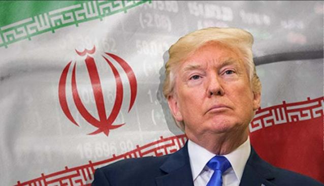طهران تضع الرئيس الامريكي دونالد ترامب على لائحة العقوبات الايرانية.