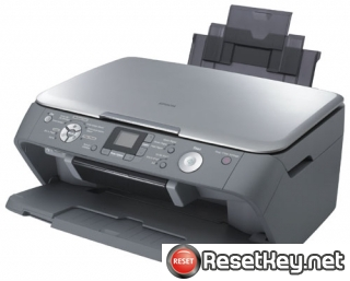 Epson RX520 Waste Ink Pads Counter Reset Key