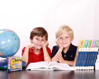 cобираем ребенка в школу