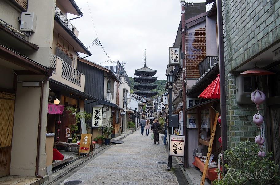 走在上田町