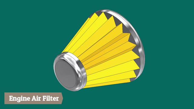 Engine Air Filter- Autodesk Inventor Tutorial