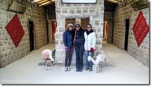 Hotel (museu) de sal - Uyuni