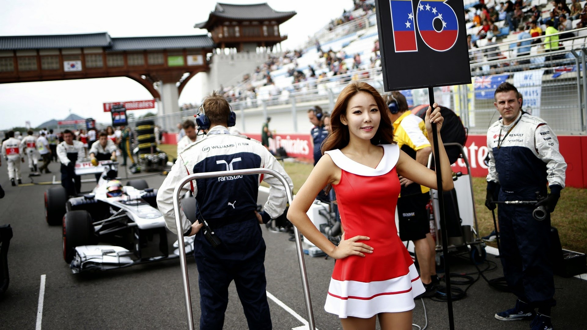 grid girls hd wallpapers - photo #36