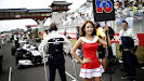 Pastor Maldonado, Williams FW35 Renault grid girl
