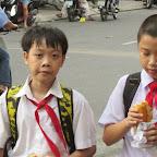 Da Nang - Junge Pioniere