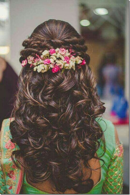 Indian Wedding Hairstyles (65)