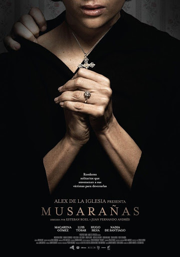 Musarañas Οι Μέγαιρες Poster