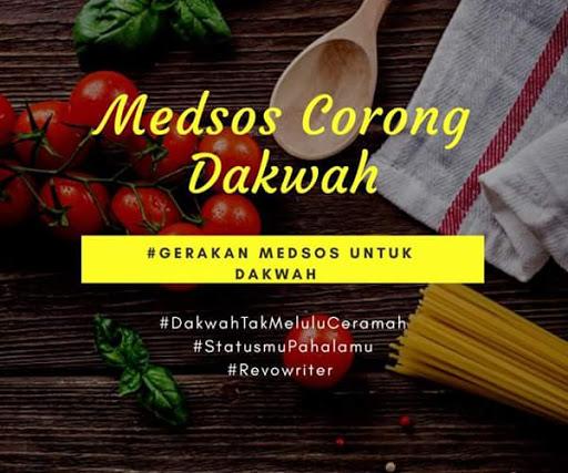 Medsos Corong Dakwah