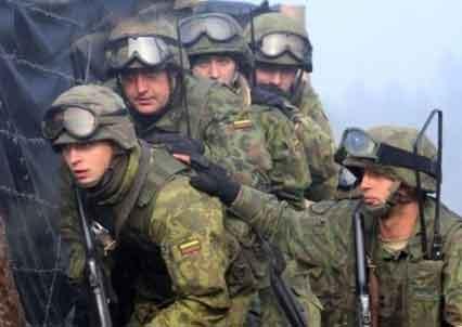 Милитаризация Литвы