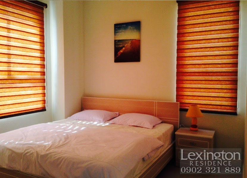 căn hộ Lexington - phòng ngủ 2