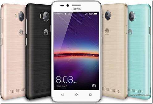 Harga Spesifikasi Huawei Y3 II