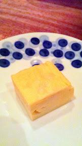Nodoguro Pop-up Course 8: Sweet dashi omelet