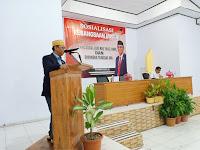 *Muh. Rapsel Ali, Anggota DPR RI Gelar Sosialisasi Kebangsaan 4 Pilar di Selayar*