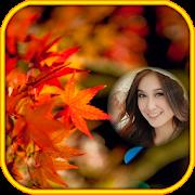 رنگارنگ پاییز قاب عکس