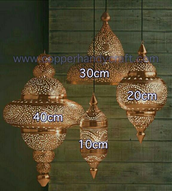 produk-lampu-maroko-kuningan-tembaga