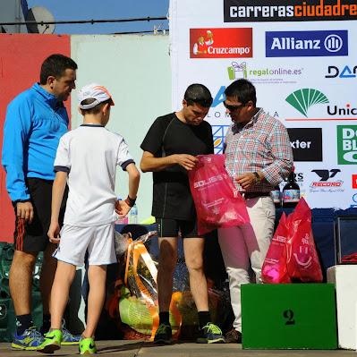 YUGO 10k Socuéllamos 2014 - Trofeos