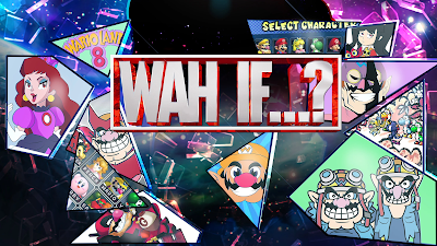 Marvel's 'What If...?' is recreated by a graphic designer. Wario's Adventures