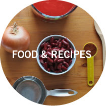 food and recipes blog
