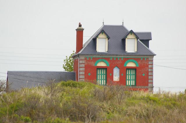 Cayeux-sur-Mer (Somme), 9 mai 2010. Photo : J.-M. Gayman