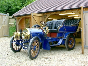 Hotchkiss 1904 Type C