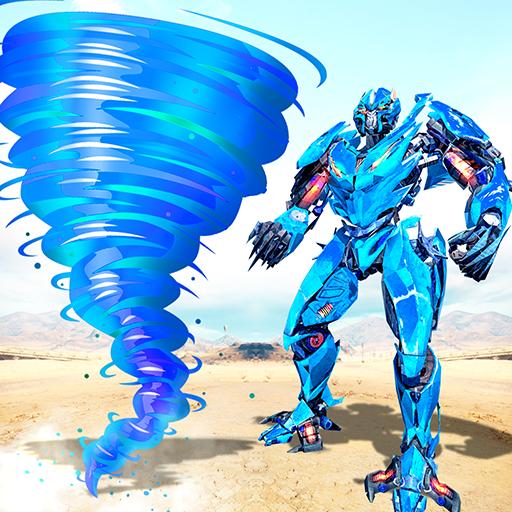 Tornado Robot Transforming Games: Robot Wars