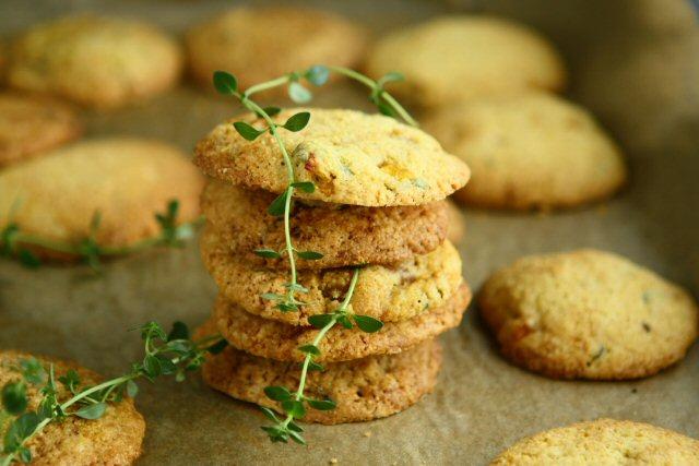 Lemon cornmeal cookie recipe