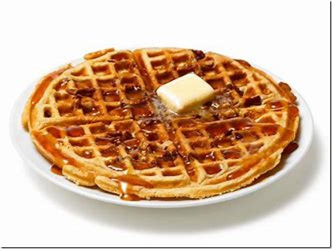 waffle house waffle