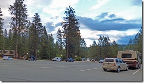 Gold Run Rest Area, I-80, California Sierras