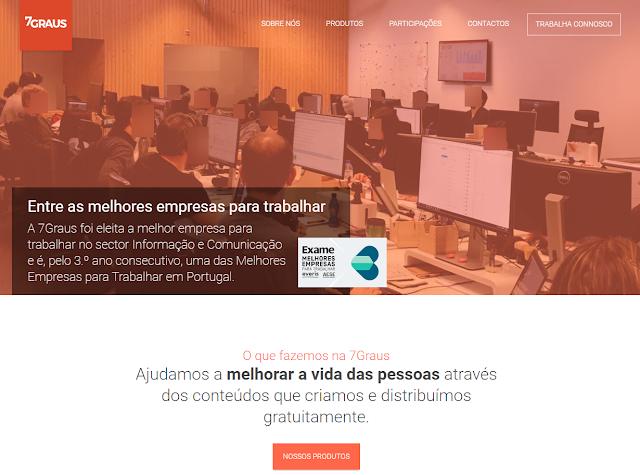 Empresa especializada em criação de conteúdo