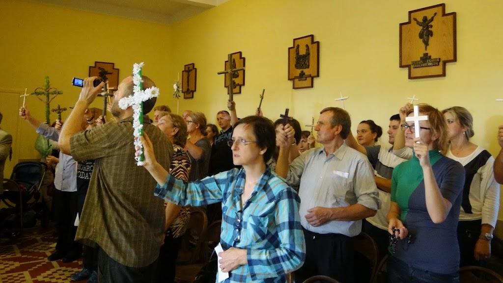 2014 Rekolekcje - Podwyższenie Krzyża Świętego w Częstochowie - DSC07472.JPG