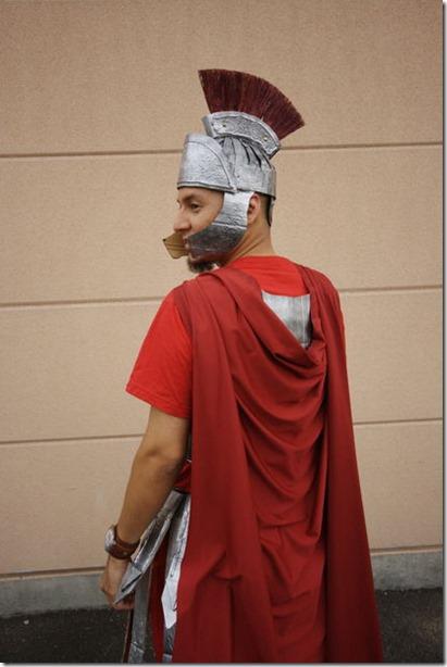 centurion omano hecho con carton  (3)