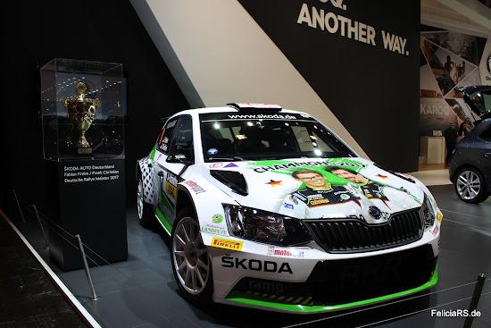 Deutscher Rallyemeister 2017