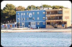 Viaje de 3 a 5 días para grupos escolares y estudiantes actividades Náuticas e inmersión al inglés en Los Narejos Los Alcázares, La Manga del Mar Menor