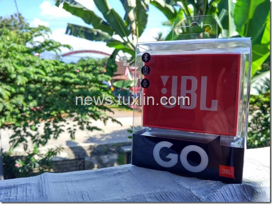 JBL Go Wireless Speaker