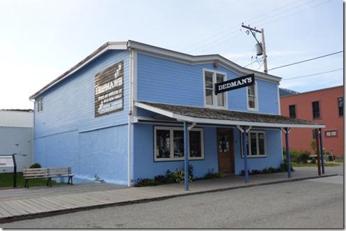 Dedman's, Skagway