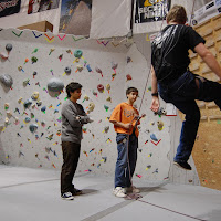 Youth Leadership Training and Rock Wall Climbing - DSC_4907.JPG