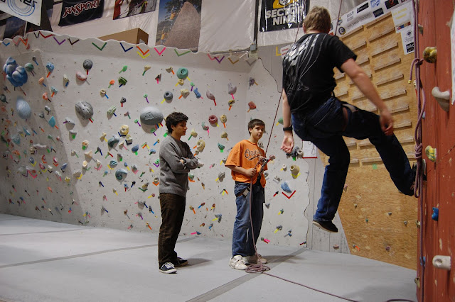 Youth Leadership Training and Rock Wall Climbing - DSC_4907.JPG