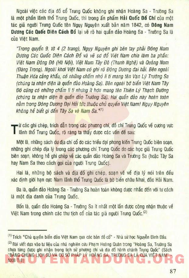 Thần Đồng Đất Việt Hoàng Sa và Trường Sa 2