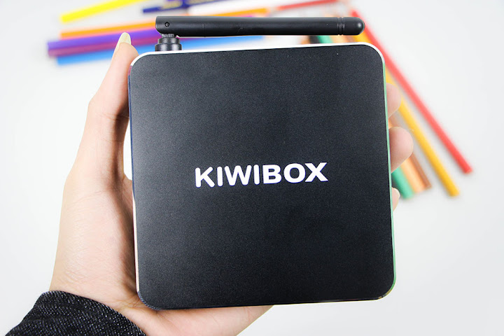 Kiwibox S8 Android TV Box