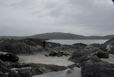 Derrynane Beach, Ring of Kerry, Ireland