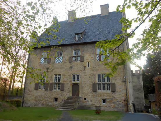 Hohes Haus, Nienborg, Münsterland