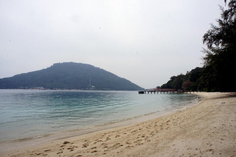 Love Beach, einsame Idylle