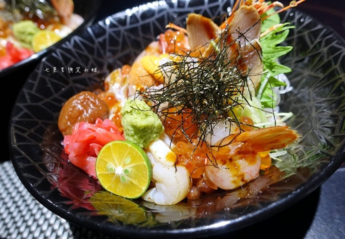 12 鼎膾北海道毛蟹專門店 無敵海景生魚丼2.1 澳洲和牛鍋物買一送一