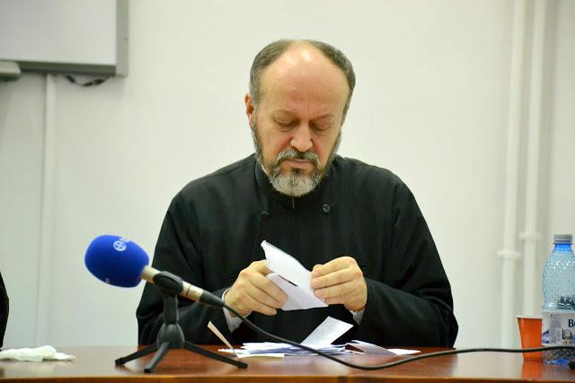 Pr. Constantin Necula despre tineri, FTOUB 072