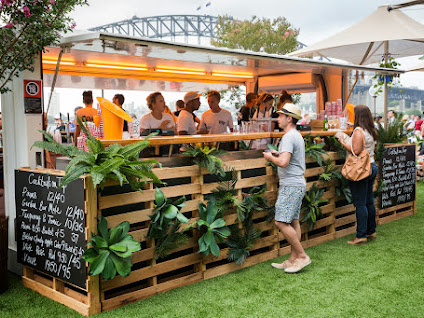 Garden Bar by Bondiu0027s The Corner House is our official pop-up bar for Summer . & Garden Bar by Bondiu0027s The Corner House is our official pop-up bar ...