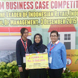 JuaraKetigaDalamThe6thPPMBusinessCaseCompetition